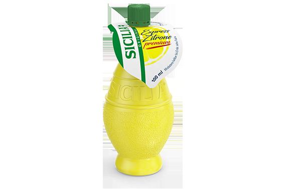 Sicilia Express Zitrone Premium