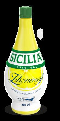 244 Sicilia 200Ml Zitronensaft Schweiz