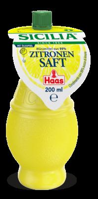 257 Sicilia 200Ml Zitronensaft Oesterreich