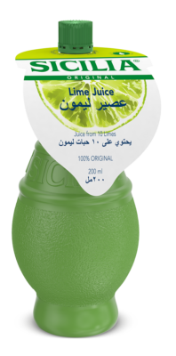 283 Sicilia 200Ml Limettensaft Kuwait
